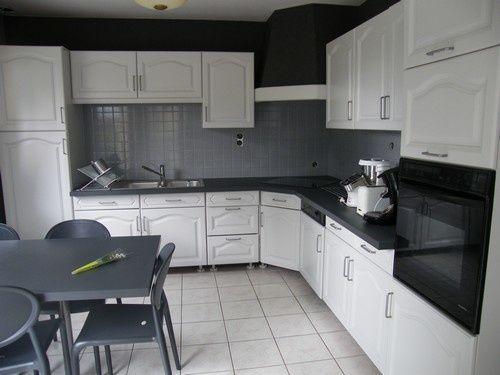 R nover une cuisine comment repeindre une cuisine en ch ne in 2019 r novation de meubles - Renover meubles de cuisine ...