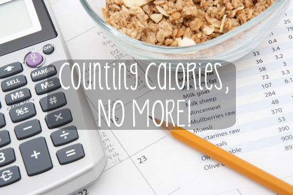 Counting Calories, No More - Fitness Fashionista  #fitness #weightloss