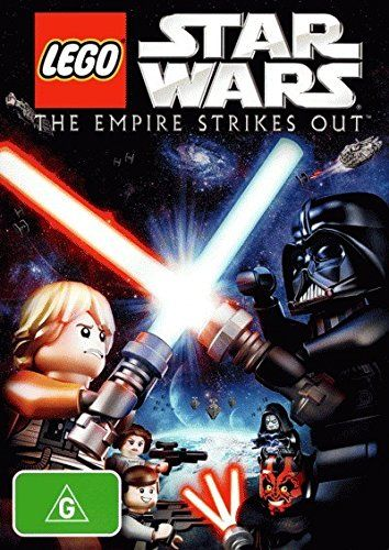 Lego Star Wars  The Empire Strikes Out NONUSA Format  PAL  Region 4 Import  Australia * Click image to review more details.