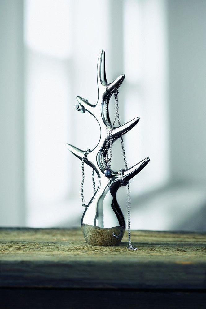 Drzewko na biżuterię (niskie) - od MENU. #jewellery #designaward www.decosalon.pl