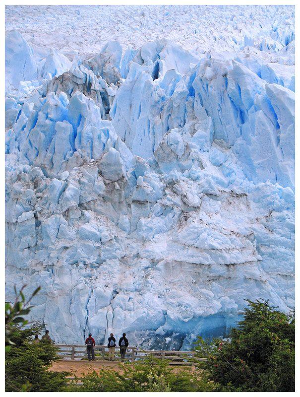 Glaciar Perito Moreno, Patagonia, Argentina.