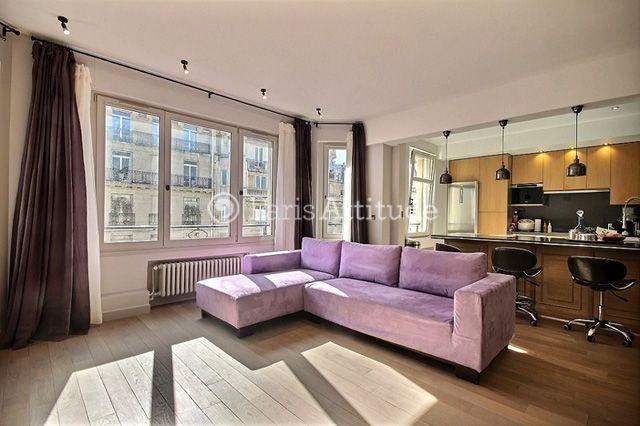 Louer un Appartement à Paris 75007 - 106m² Ecole Militaire-Tour Eiffel - ref 11358