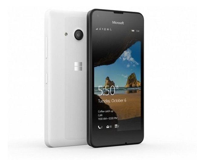 Conoce el Lumia 550, el teléfono Windows 10 más barato