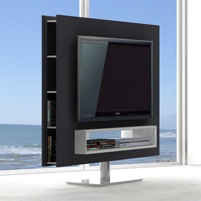 J&M Furniture Braga Swivel TV Stand