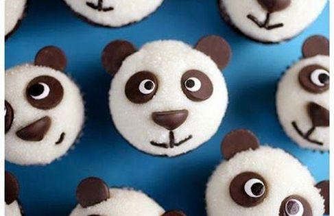 cupcakes χαριτωμενα παντα: πως θα φτιαξετε χωρις κοπο cupcakes - φατσουλες. Οδηγιες βημα προς βημα και φωτογραφιες.Ιδεες για cupcakes.