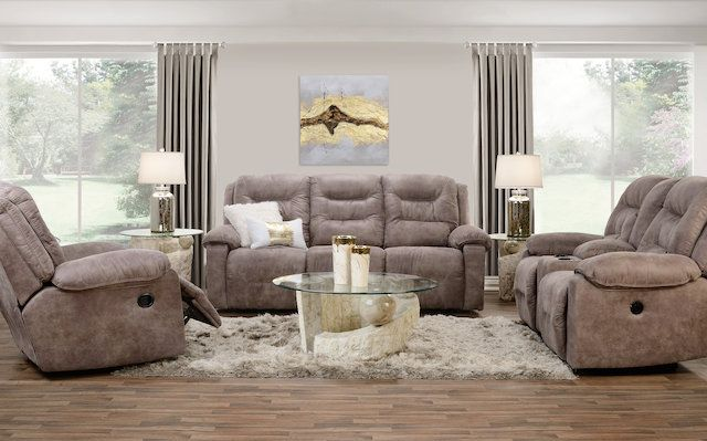 Sofas et causeuses : Sofa inclinable