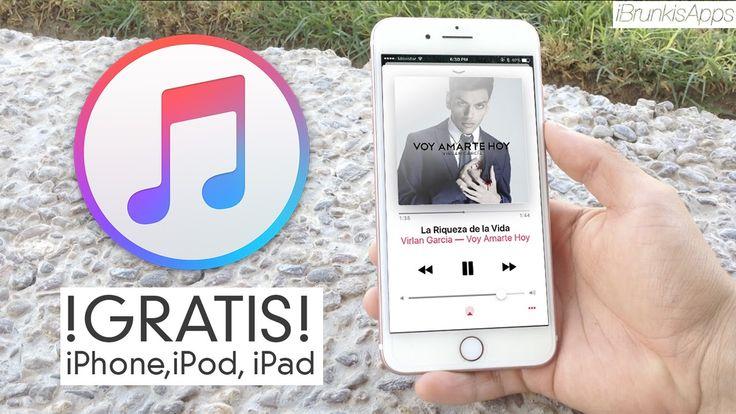 La MEJOR APP Para Descargar !MUSICA GRATIS! Para iPhone