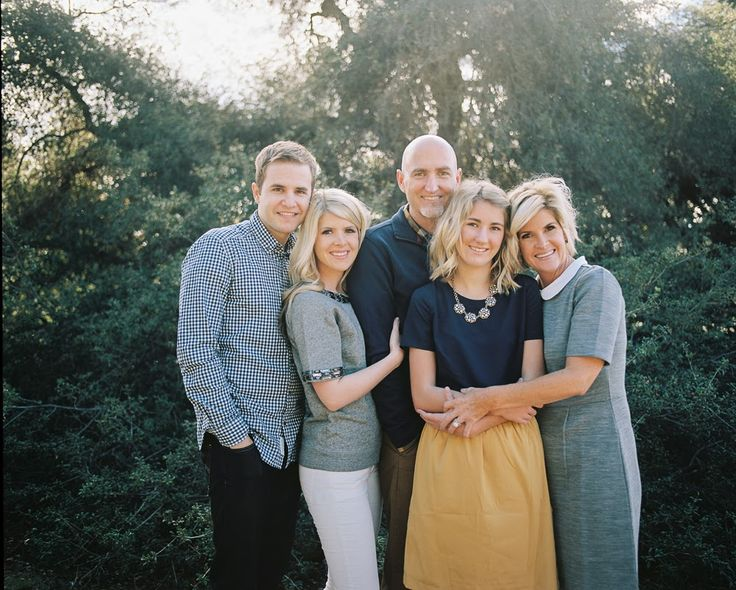 The Kimball Family | Photography by Elise Lauren