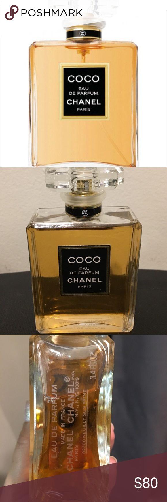 🔥 NEW Coco Chanel eau de parfum 3.4oz Only sprayed a few times brand new. 3.4 oz CHANEL Other