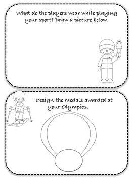 SOCHI 2014 WINTER OLYMPIC FREEBIE - TeachersPayTeachers.com