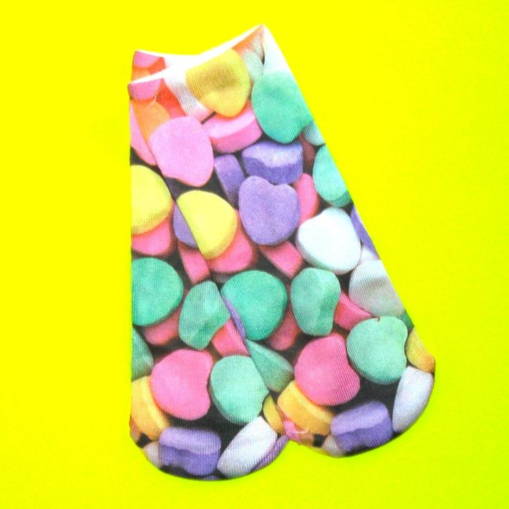 Love Hearts Ankle Socks