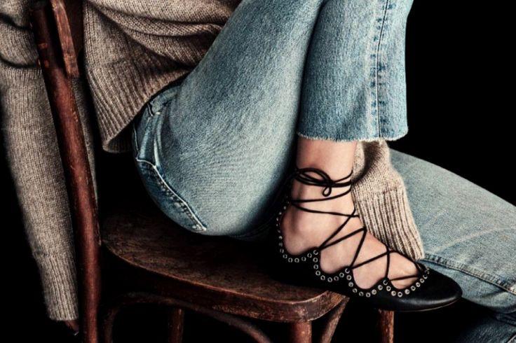 Isabel Marant Lace Up Sandals