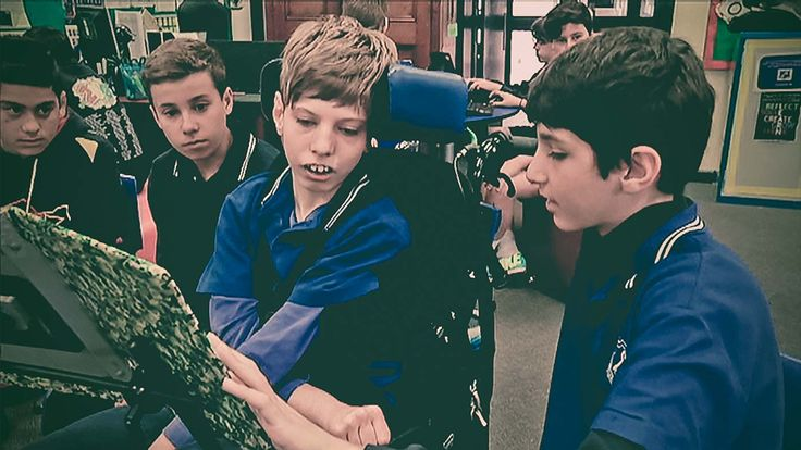 Cerebral Palsy is a disorder that affects many different kids in many different…