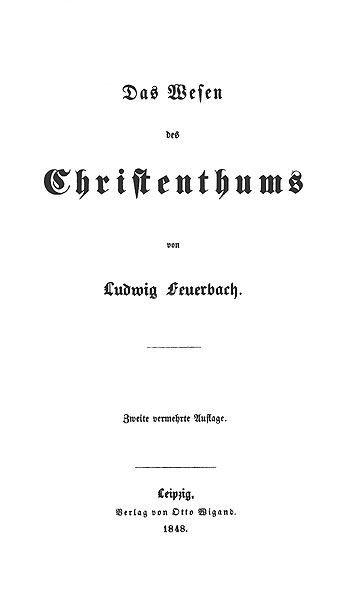 L' essenza del cristianesimo è un libro di Feuerbach Ludwig.