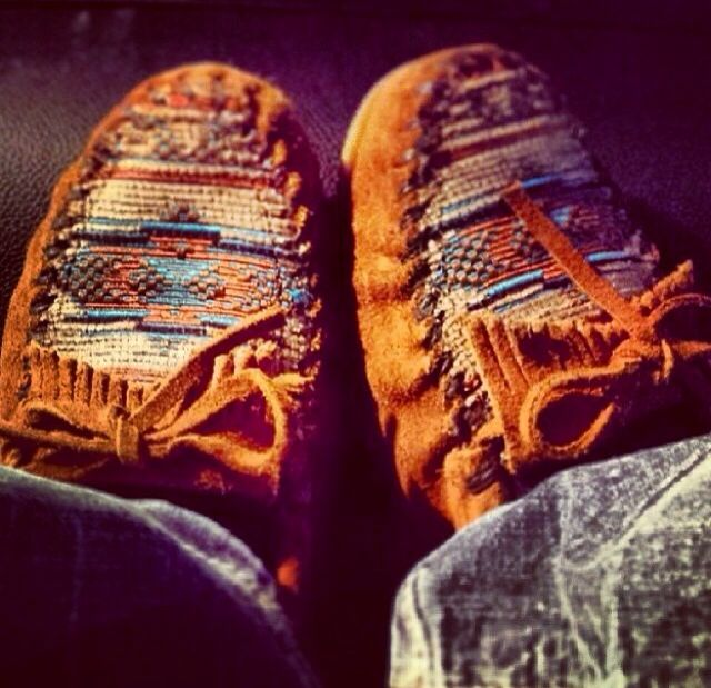 25 Best Ideas About Moccasins On Pinterest Native Boots