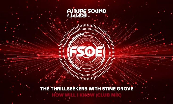 "The Thrillseekers with Stine Grove release ""How will I know"""