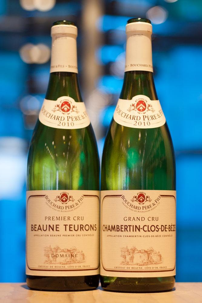 Bouchard Pere & Fils Beaune Teurons & Chambertin-Clos de Beze 2010   www.caros.co.nz