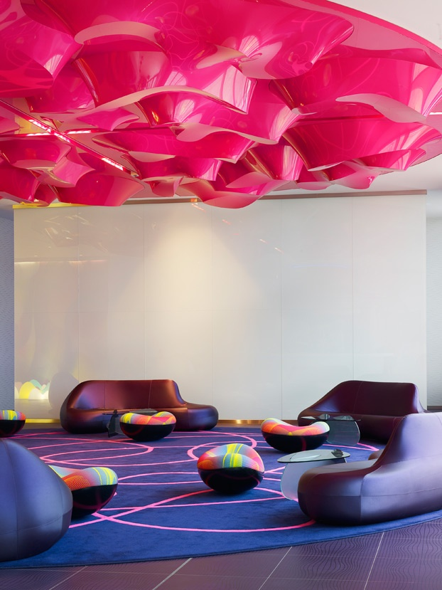 Music Inspired Design By Rashid For Nhow Hotel In Berlin