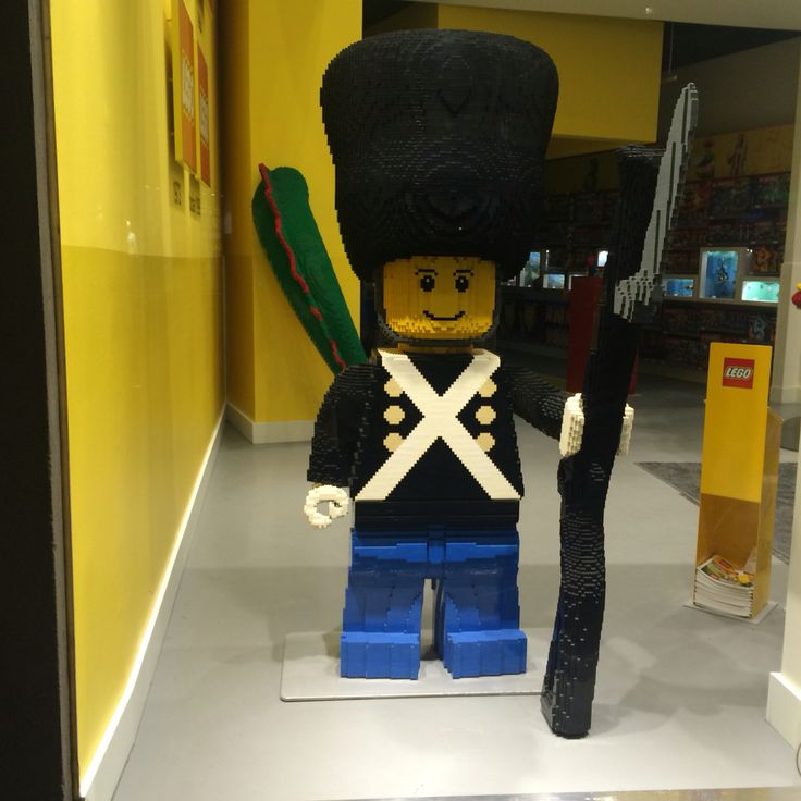 Lego store, copehagen