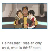 No Side Blogs We Mix Our Content Like Men — the Voltron wiki picture captions are pure gold