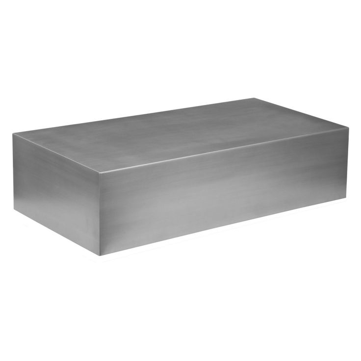 Brushed Aluminum Coffee Table: Best 25+ Brushed Metal Ideas On Pinterest