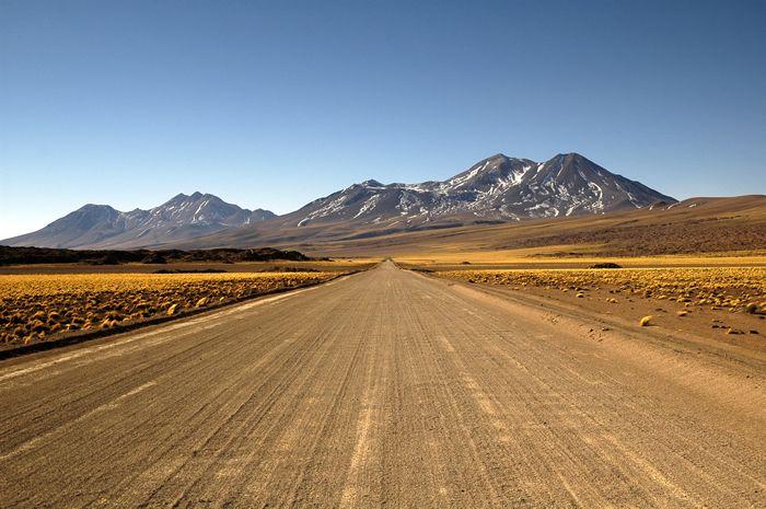 Penetration Road, Antofagasta Chile