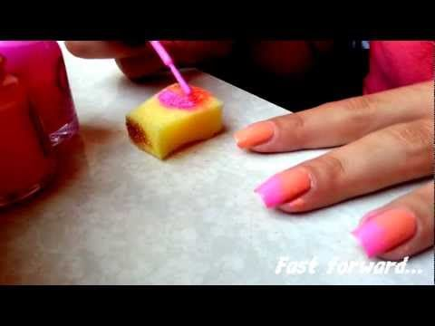 Easy Gradient Nail Tutorial