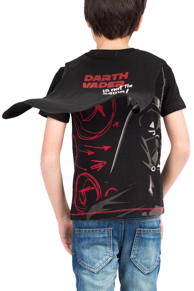 Camiseta de Star Wars negra   Desigual Volley