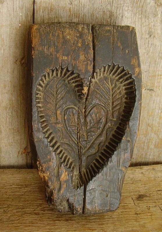Primitive Heart Kitchen Decor