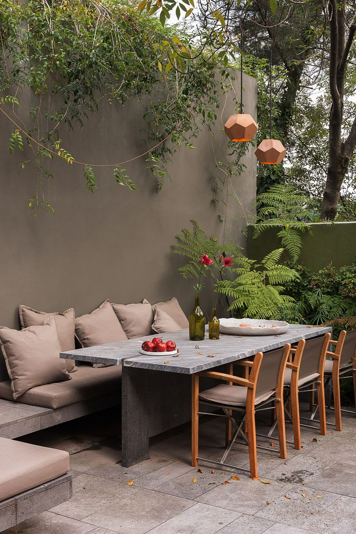 Contemporary cabana take it outside 9 fresh outdoor living spaces - Contemporary Cabana Take It Outside 9 Fresh Outdoor Living Spaces Find This Pin And More Download