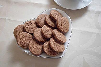 Nutella - Kekse (Rezept mit Bild) von StefanVienna | Chefkoch.de