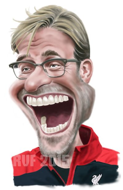 Jurgen Klopp by DukeDexter on DeviantArt