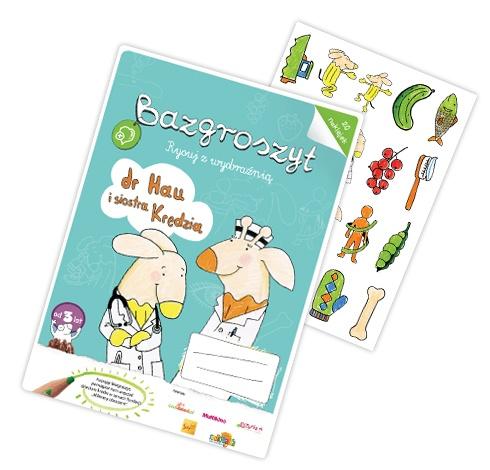 Bazgroszyt Dr Hau i siostra Kredzia http://www.bazgroszyt.pl/sklep/produkty/bazgroszyt-dr-hau-i-siostra-kredzia-163