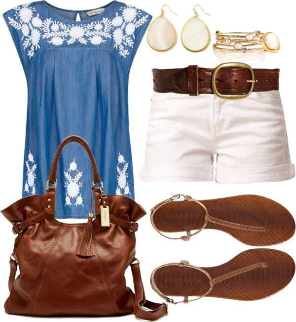 real turbo fire results mentoring  quot Casual Warm Spring Look quot  longer shorts  but cute outfit
