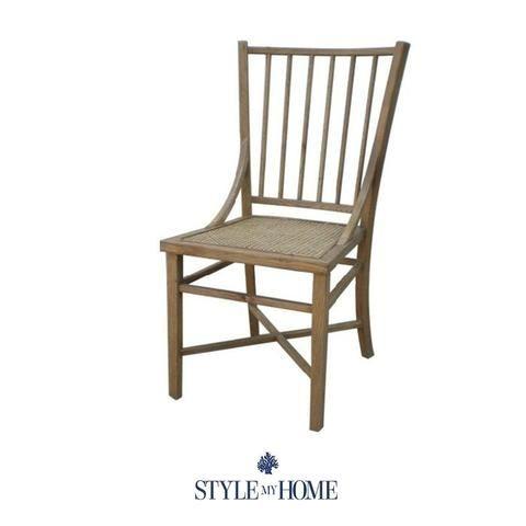 HANS Oak Dining Chair by Style My Home Australia Sydney Hamptons Coastal