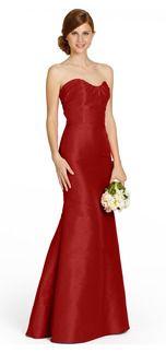 Red Bridesmaid Dresses & Red Bridesmaid Gowns | Weddington Way