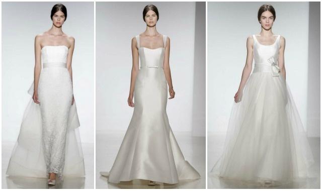 La primavera define un estilo único para los vestidos de novia, sin embargo, los trajes de la diseñadora Amsale de Aberra son muy modernos y atemporales. Es innegable su adorable elegancia y sofisticación, una propuesta que pudimos disfrutar en la  Seguir leyendo