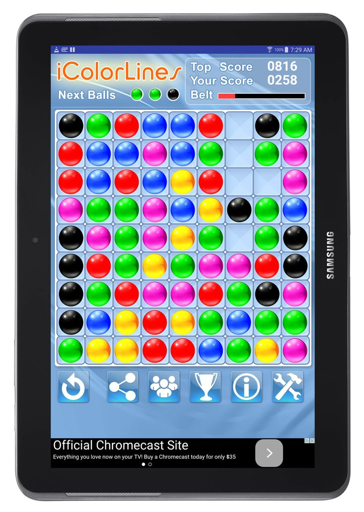 Color lines game free download | Line game, Color lines ...