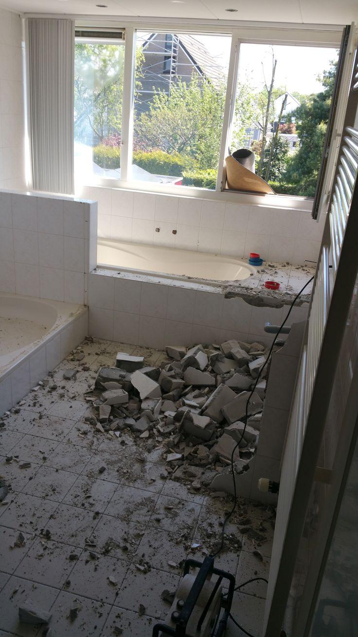 25 beste ideeà n over oude badkamers alleen op pinterest