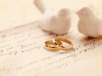 Все свадьбы похожи друг на друга, но каждый развод интересен по своему.
