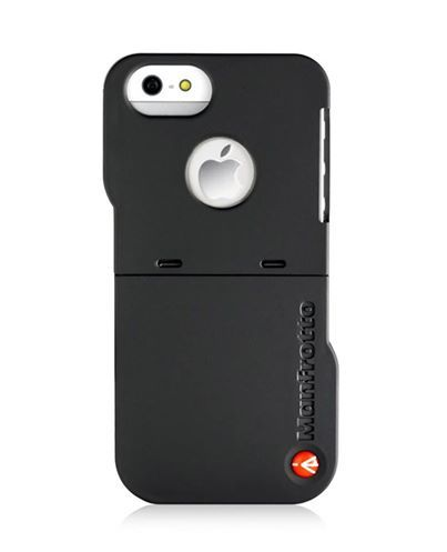 Need a new iPhone case? why not get a Manfrotto one! will include a tripod mount and a hotshoe mount (just for fun) available in iPhone 4/5