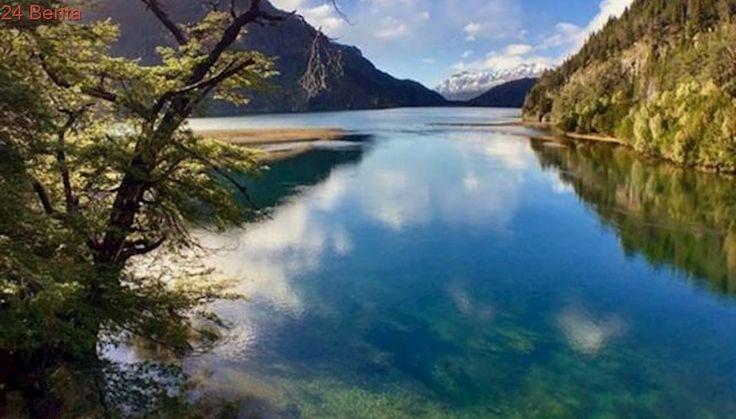 Indahnya Taman Nasional Los Alerces Argentina