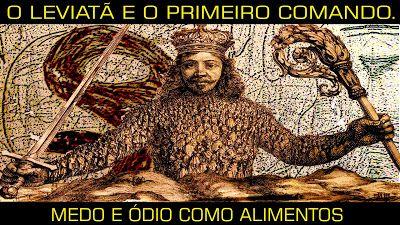 PRIMEIRO COMANDO DA CAPITAL PCC 1533: O medo e o ódio alimentam o Primeiro Comando.