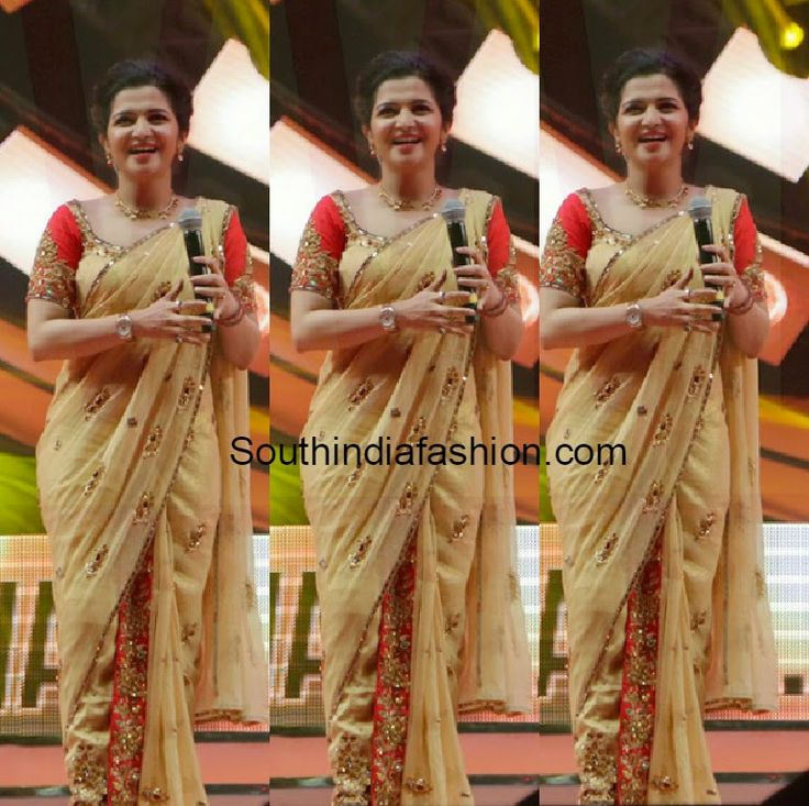 divyadarshini at vijay tv awards 2015