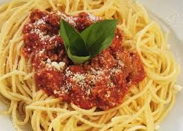 Spaghetti ala boloñesa