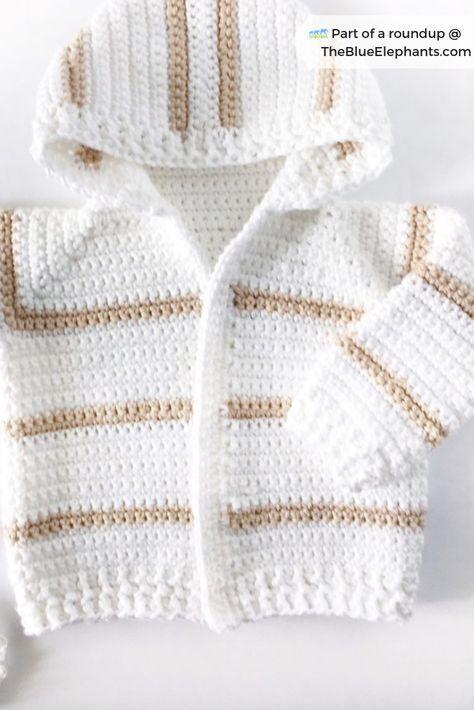 4ba00a175d9f 20+ Baby Crochet Patterns  Quick Crochet Ideas for Boys   Girls ...