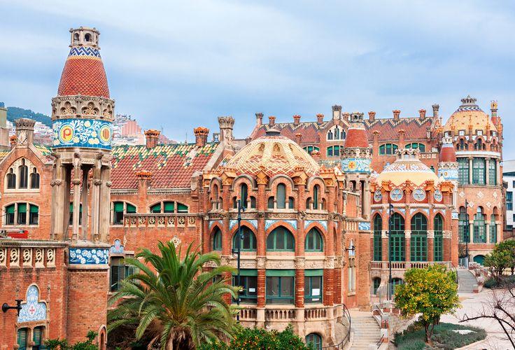 Foto Hospital de Sant Pau en Barcelona - Ociogo