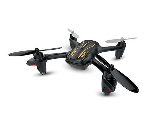 Den populære Hubsan quadcopter - i 2016 design Hubsan X4 Plus