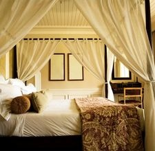 How to Install a Canopy Bed Curtain