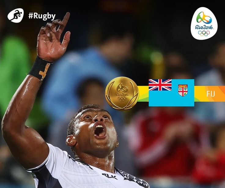 """Rio 2016 on Twitter: """"Congratulations to @fijirugby the first ever #Rugby7s Olympic Champions! This #Gold is #FIJI's first ever medal  """" https://twitter.com/Rio2016_en/status/763874497577512962?ref_src=twsrc%5Egoogle%7Ctwcamp%5Eserp%7Ctwgr%5Etweet Love #sport follow #sports on @cutephonecases"""